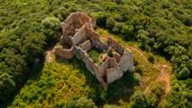 le château de Coasina