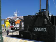 Kiosque du Casabianca, à Bastia