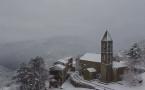 Ventiseri sous la neige