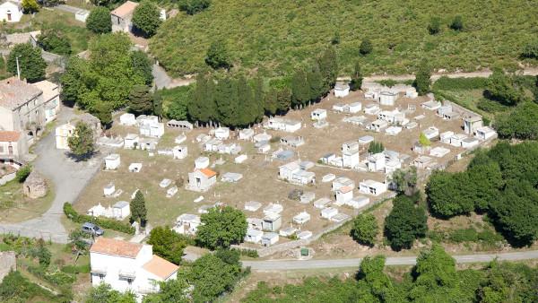 Cimetière Ventiseri village