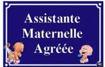 Assistantes maternelles agréées sur la commune