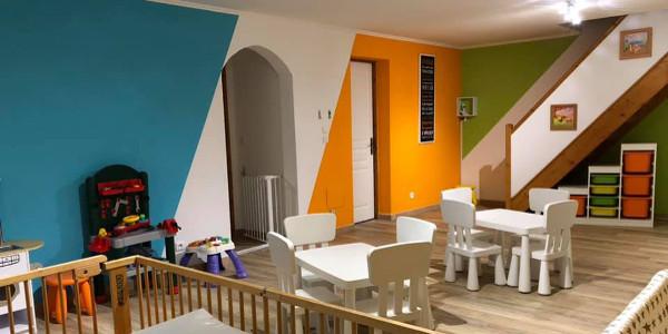 Une toute nouvelle structure d'accueil pour les plus petits à Ventiseri