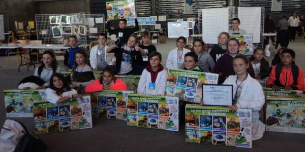 Des scientifiques en herbe à l'école de Travu