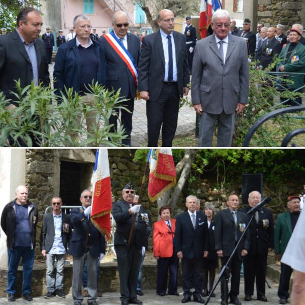75 ans après, l'hommage aux soldats et résistants