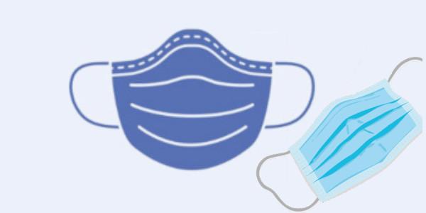 COVID-19 : distribution de masques barrières à la population