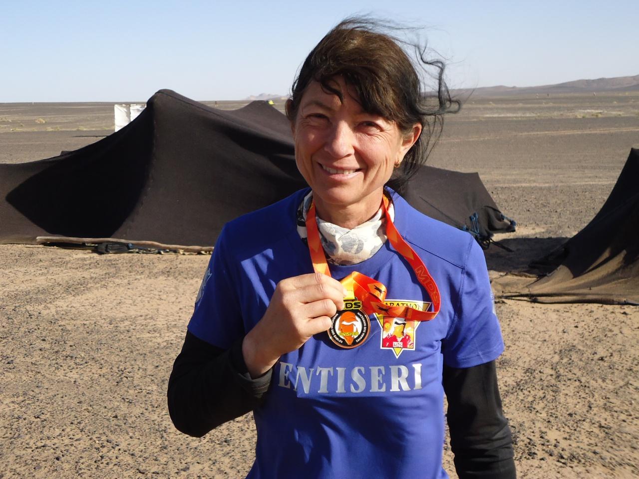 33ème Marathon des sables