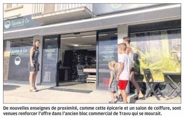 A Travu, un essor commercial et artisanal sans précédent