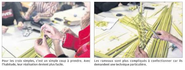 Dans le secret de la fabrication des traditionnelles crucette