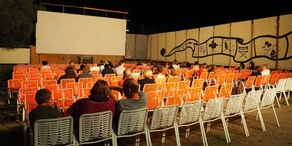 Ouverture du cinéma en plein Bel Aria de Travo le 11 juillet !