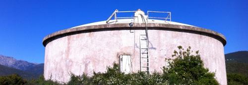 Coupure d'eau à Travo