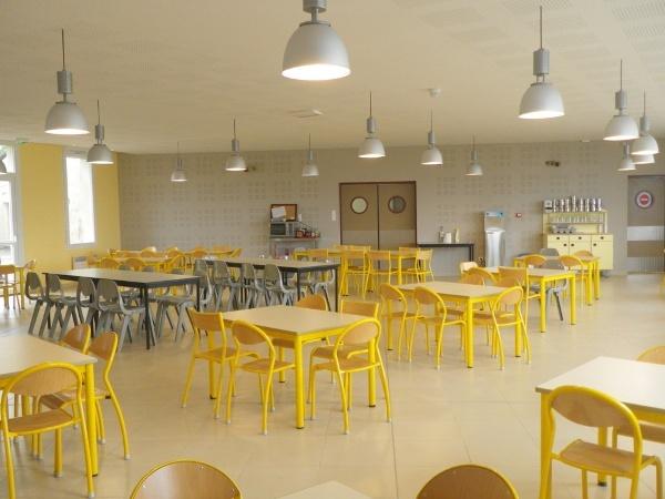Horaires du service de restauration scolaire pour les élèves de l'école maternelle