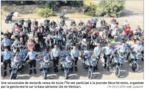 Trajectoires et maniabilité pour la journée sécurité moto