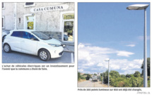 La municipalité met le cap sur les énergies propres