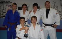 Bon début de saison pour les Judokas du club