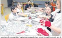 L'apprentissage sensoriel pour les enfants de l'Arghjettu