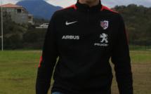 Rugby: Mathis Dechavaille de l'AS Vintisari au Stade Toulousain