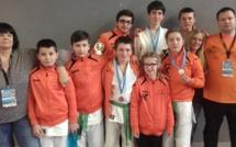 Les engagements et valeurs du club de judo récompensés