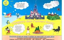 Plongeons dans l'univers Disney cet été à l'Arghjetu