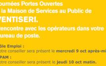 Journées portes ouvertes à la MSAP de Ventiseri