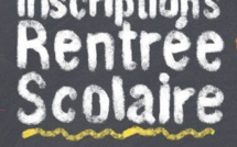 Inscriptions école maternelle rentrée 2020