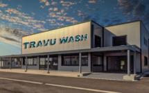 """Ouverture du centre de lavage """"Travu Wash"""""""