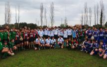 Finale régionale de l'Orange Rugby Challenge à Travo