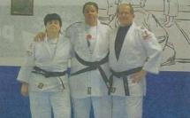 Anne Gaëlle Velia, jusqu'au bout de son rêve de judokate