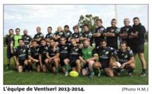 Rugby 3-4ème série : La première de Ventiseri
