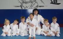 """L'apprentissage du Judo fait recette auprès des """"babys"""""""