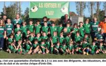Rugby : une belle école de vie et de sport collectif
