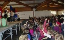 La baguette magique enchante les enfants des écoles