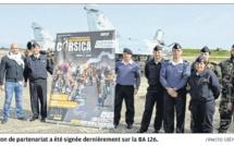 La Base aérienne 126 partenaire de la Classica Corsica