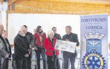 Le beau geste du Rotary de Porto Vecchio pour l'association Luci