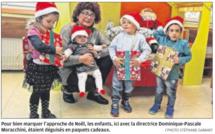 Noël avant l'heure pour les petits pensionnaires d'A Rundinella