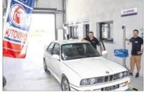 Un nouveau centre de contrôle technique auto dans la ZA de Travu